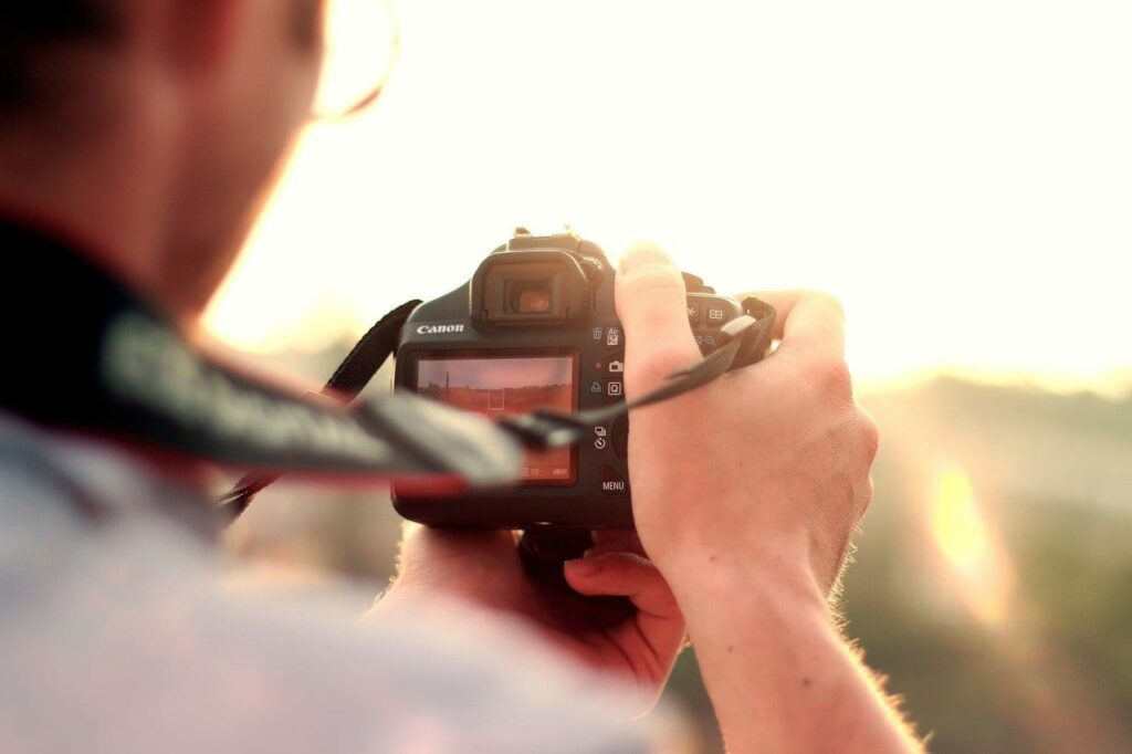 Foto's maken op Moederdag